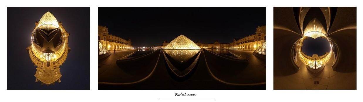 Paris Louvre 2019